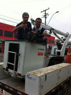 Canoas (Foto: Divulgação/RBS TV)