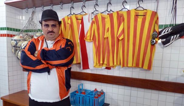 Treinador #nãoéparaosfracos (Foto: Divulgação/ RPC)