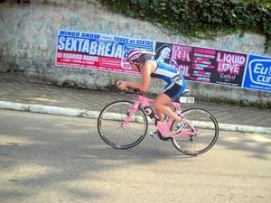 Cintia Tobar, triatleta (Foto: Arquivo Pessoal)