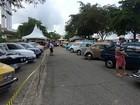 Encontro 'Fuscampina' reúne carros antigos em Campina Grande