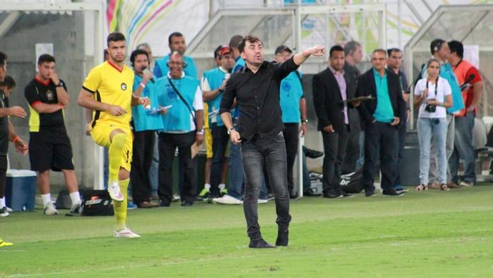 Globo FC x ABC Luizinho Lopes (Foto: Fabiano de Oliveira/GloboEsporte.com)