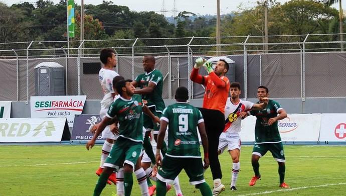 Joinville x Metropolitano (Foto: José Carlos Fornér/JEC)