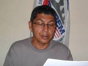 Antonio Portela, presidente do Sindspem-MA (Foto: Divulgação/Sindspem)