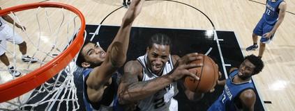 Veja os melhores momentos  de todas as partidas da NBA (Chris Covatta/Getty Images)
