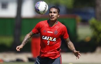 Guerrero é único destaque em lista prévia do Peru para a Copa América