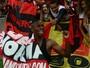 """""""Já está na pele, no sangue"""" diz Vizeu sobre disputar uma final pelo Fla"""