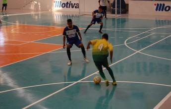 Paraibanos buscam fazer final inédita na Taça Brasil de Futsal Sub-20