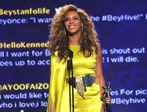 Beyonce cantora (Foto: AFP)