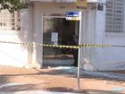 Ladrões explodem caixas eletrônicos de três bancos em Santo Inácio