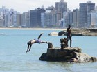 Praias de Vila Velha não têm testes de balneabilidade há sete meses