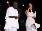 Ivete Sangalo canta na abertura da 15ª edição do Festival de Verão de Salvador