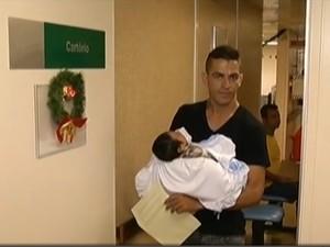 Mecânico registrou o filho dois dias após o nascimento (Foto: Reprodução / Inter Tv dos Vales)
