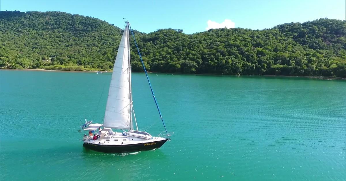 Resultado de imagem para Globo Repórter se aventura pela Baía da Ilha Grande