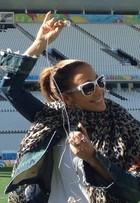 Jennifer Lopez mostra figurinos para abertura da Copa: 'Tentando decidir'