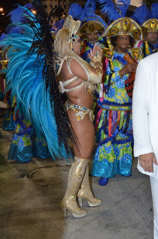 Mulher Filé (Foto: Roberto Teixeira/ EGO)