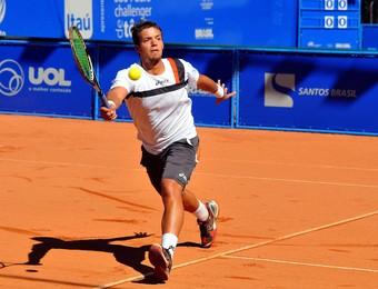 Bruno Sant'anna tênis (Foto: João Pires)