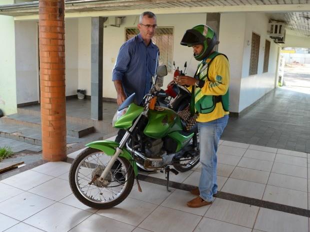Vistorias ocorrerão até a próxima semana em Cacoal (Foto: Magda Oliveira/G1)