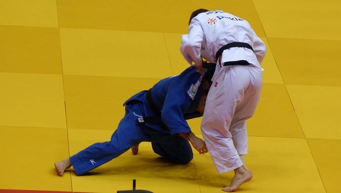 Victor Penalber x Ivan Nifontov judo mundial (Foto: Raphael Andriolo)