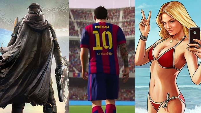 Conheça os melhores jogos lançados para PS4 e Xbox One (Foto: Reprodução/Murilo Molina)