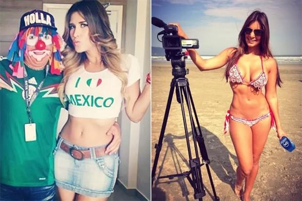 Mariana Gonzalez e Jale Berahimi (Foto: Instagram / Reprodução)