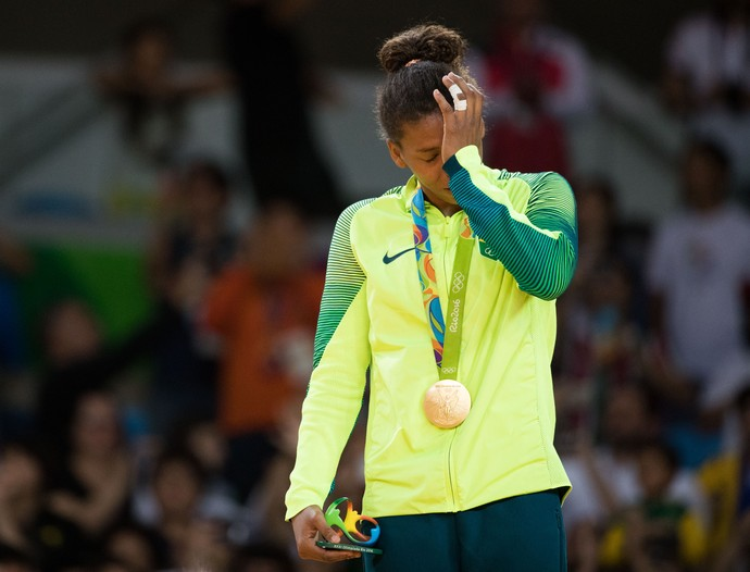 Lutas da Rafaela Silva para o Ouro Olimpico