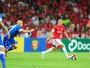 Após baixa, Zago coloca em dúvida presença de D'Ale contra o Corinthians