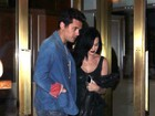 Katy Perry e John Mayer têm noite romântica