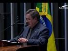 Interrogatório de Dilma no Senado: Zezé Perrella pergunta