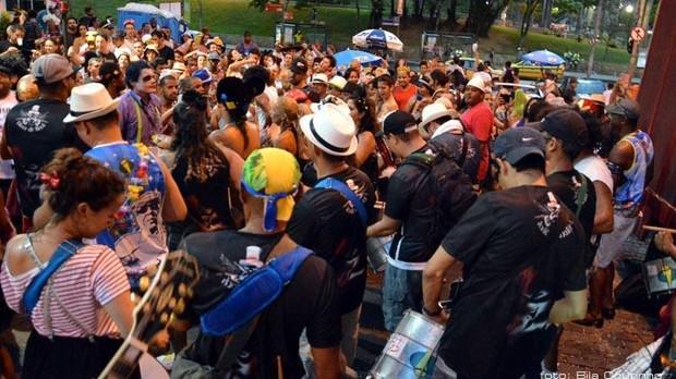 Bloco do Rock (Foto: divulgao)