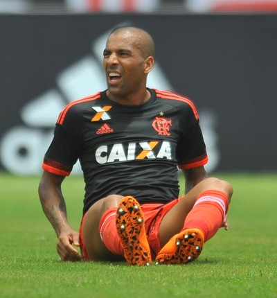 Emerson Sheik (Foto: Aldo Carneiro (Pernambuco/Press))