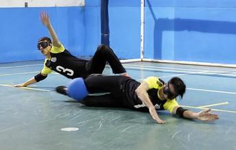 Seleção de goalball convoca quatro santistas para os Jogos Paralímpicos