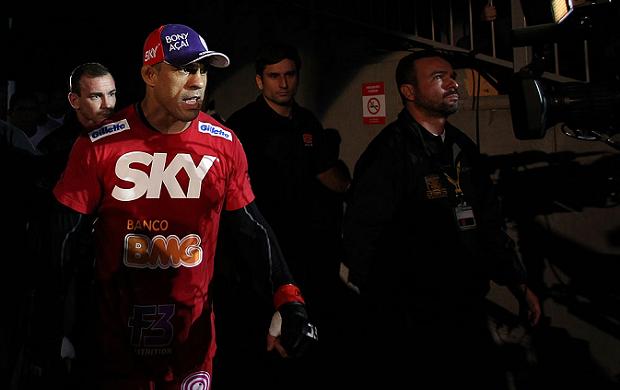 Vitor Belfort UFC MMA (Foto: Reprodução/Facebook)