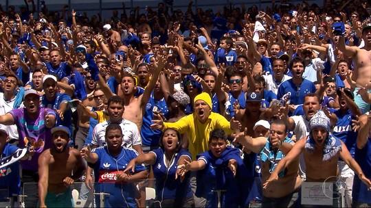 FMF passa Cruzeiro e Democrata GV para domingo, às 11h, no Mineirão