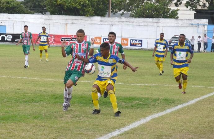 Campeonato Capixaba Série B 2016: GEL x Rio Branco VN (Foto: Sidney Magno Novo/GloboEsporte.com)