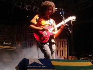 O inspetor Teófilo Lima é uma das atrações musicais já confirmada no festival  (Foto: Teófilo Lima/Arquivo Pessoal)