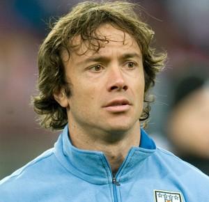 Diego Lugano Uruguai (Foto: Getty Images)