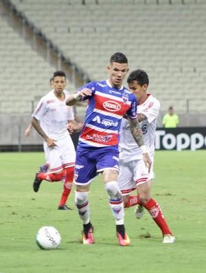 Rodrigo Andrade, meia, atacante, Fortaleza (Foto: Divulgação/Fortaleza)