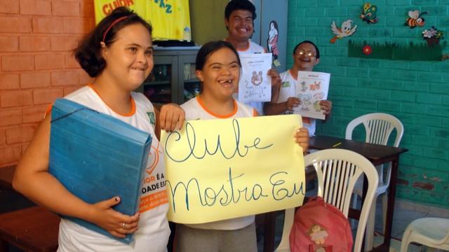 Campanha 'TV Clube mostra eu' (Foto: Katylenin França)