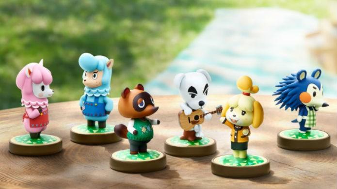 Ao menos os bonecos de Animal Crossing Amiibo Festival são lindos (Foto: Divulgação/Nintendo)