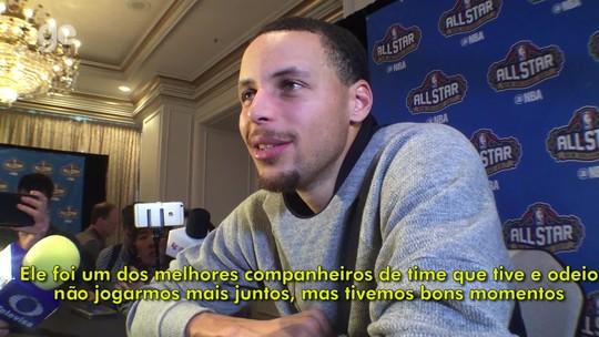 Qual o nome mais conhecido do Brasil no basquete? Estrelas da NBA opinam