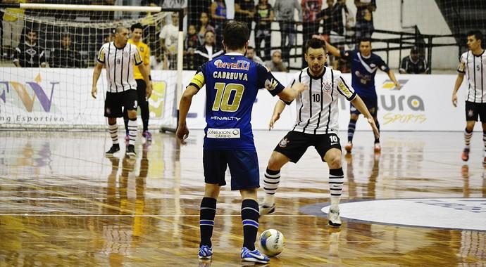 futsal Cabreúva Corinthians x Orlândia (Foto: Ronaldo Oliveira)
