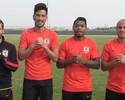 Marinho comemora recepção na China e empenho do time na pré-temporada