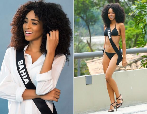 Miss Bahia (Foto: Manuela Scarpa/Brazil News)