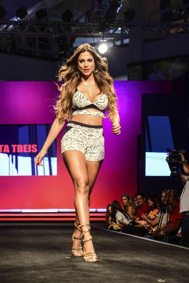 Mari Gonzalez (Foto: Leo Franco / AgNews)