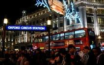 Movimento em Londres