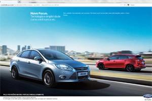site ford focus (Foto: Reprodução/Ford)