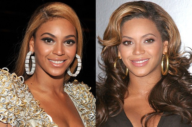 MODA - Argolas - Beyoncé (Foto: Getty Images)