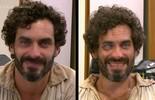 Veja como Nikolas Antunes ganha a cara do vilão Simão de 'Liberdade, Liberdade'