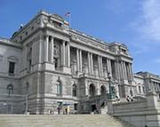 Biblioteca do Congresso dos Estados Unidos (Foto: Divulgação)