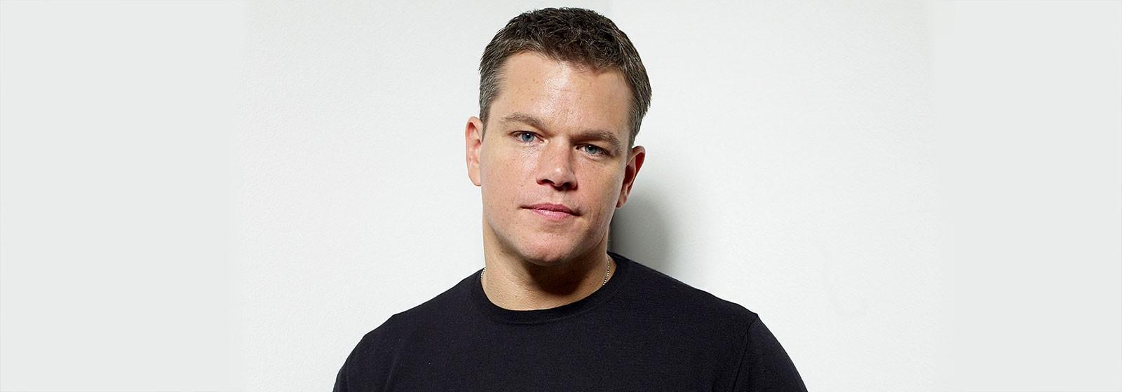 Especial Matt Damon
